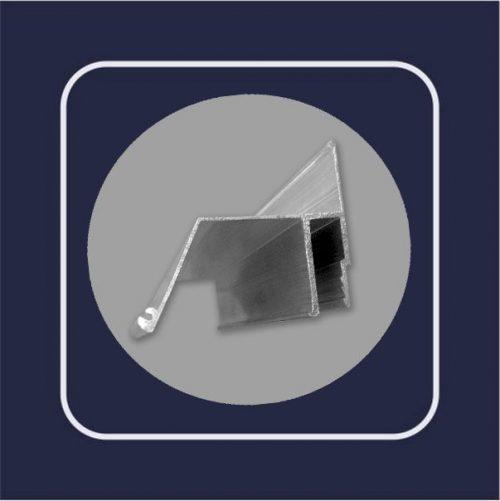Профиль алюмииниевый для монтажа