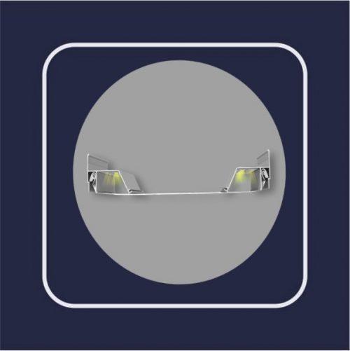 Профиль контурная подсветка