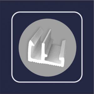 Монтажный профиль ПВХ