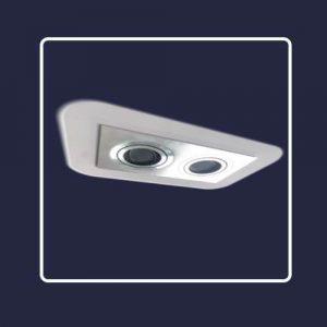 Платформа под светильник для натяжного потолка
